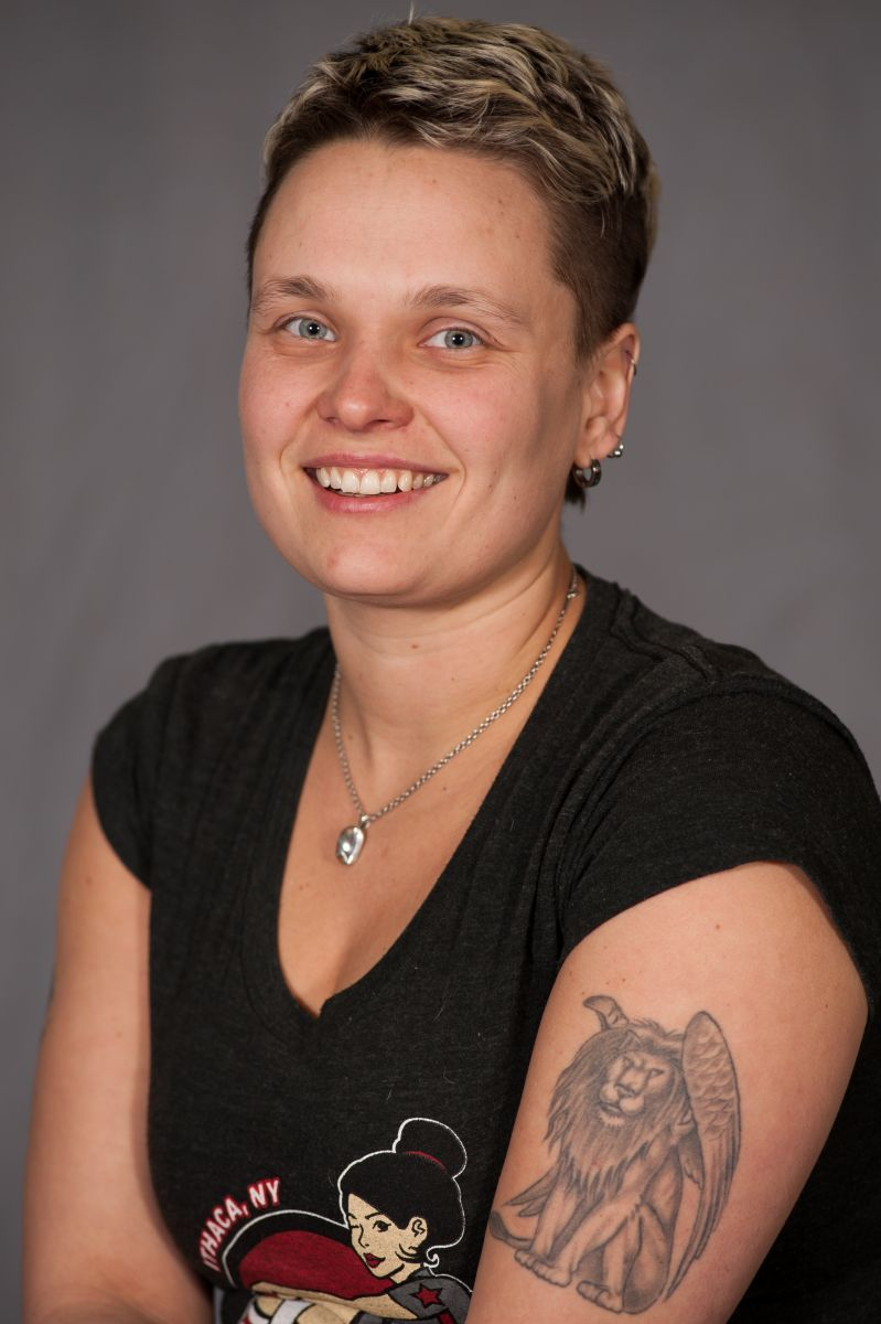 Jessie Shannon, MSW, LMT
